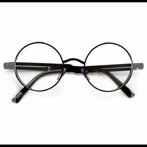 f7318f6914 Sunglass Spot · Round Sidecup Full Metal Glasses